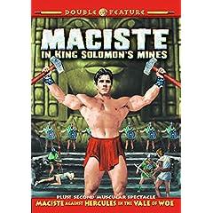 Maciste Against Hercules in the Vale of Woe/Maciste in King Solomon's Mines