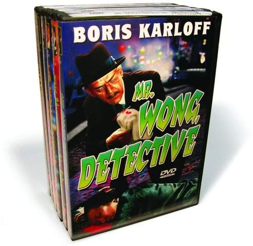 Mr. Wong Detective: The Complete Collection