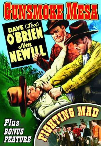 Fighting Mad/Texas Rangers: Gunsmoke Mesa