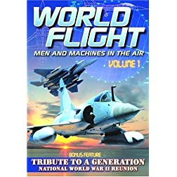 World Flight 1: Spy Power Fighter 2000/Bosnian Air War