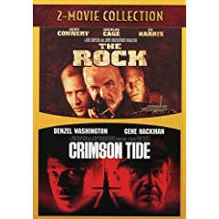 The Rock/Crimson Tide