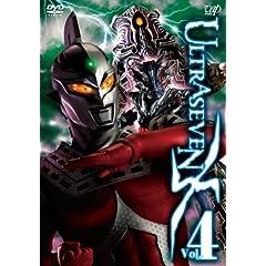 Ultraseven X Vol.4 Standerd Edition