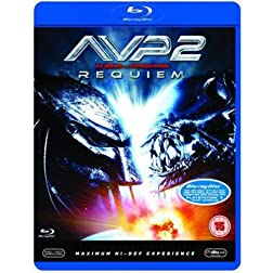 Alien Vs Predator 2 [Blu-ray]