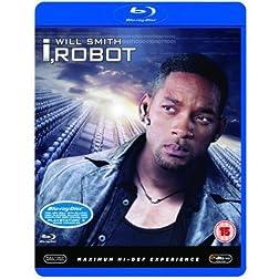 I Robot [Blu-ray]