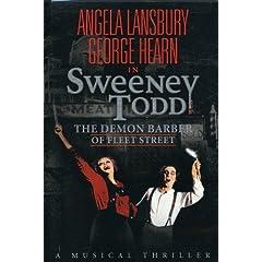 Sweeney Todd - The Demon Barber of Fleet Street (Broadway) (Keepcase)