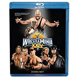 WWE - Wrestlemania 24 [Blu-ray]