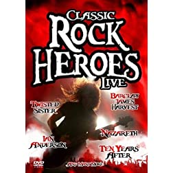 Classic Rock Heroes Live