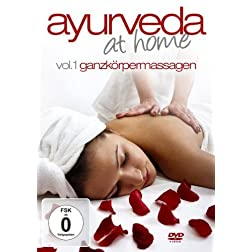 Vol. 1-Ayurveda at Home Ganzkorpermassagen