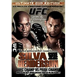 Ultimate Fighting Championship, Vol. 82: Pride of a Champion