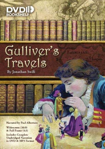 Guliver's Travels by DVDBookshelf