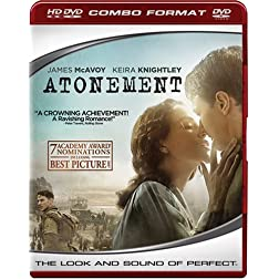Atonement (HD DVD and DVD Combo) [HD DVD]