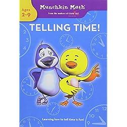 Munchkin Math: Telling Time
