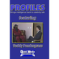 PROFILES featuring Teddy Pendergrass