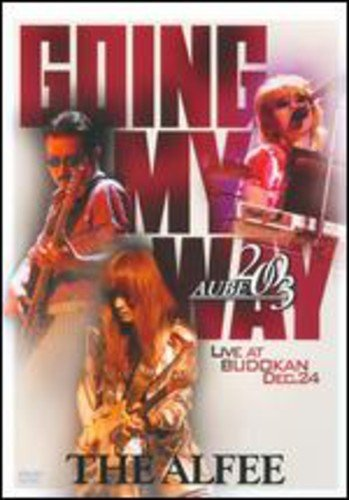 Going My Way: Live at Budokan 2003 [Region 2]