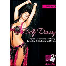 Belly Dancing Balance