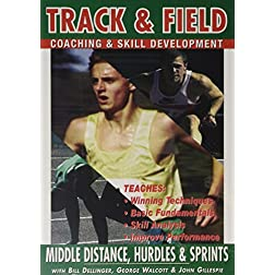 Track & Field: Middle Distance, Hurdles, & Sprints