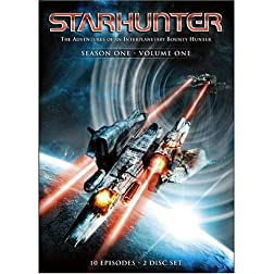 Starhunter: Season 1, V.1