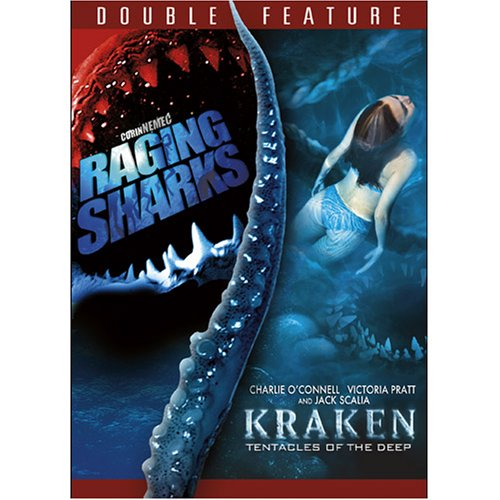 Raging Sharks / Kraken: Tentacles of the Deep