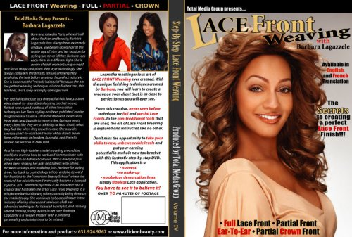 Lace Front Weaving - Vol IV