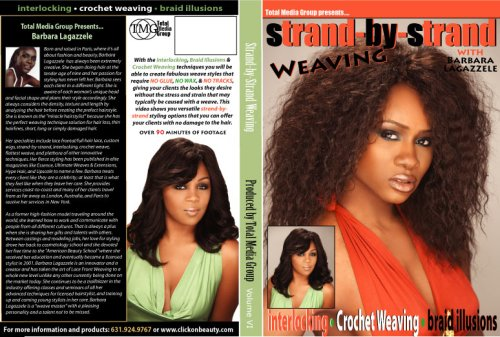 Strand-By-Strand Weaving - Vol VI