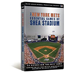The New York Mets Essential Games Of Shea Stadium (Steelbook)