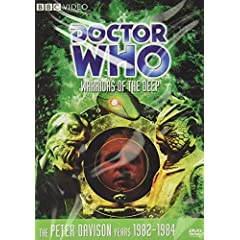 Doctor Who: Warriors of the Deep (Story # 131)