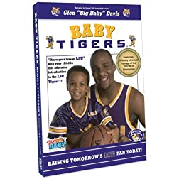 Baby Tigers:Raising Tomorrow's Lsu Fa