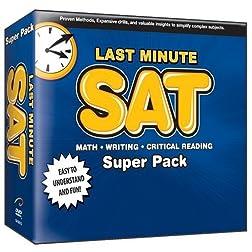 Last Minute SAT
