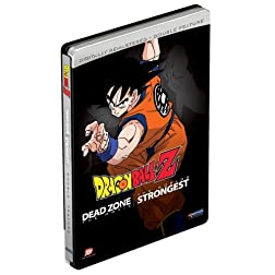 Dragon Ball Z Double Feature - Dead Zone / World's Strongest (Steelbook)