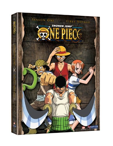 One Piece - Season 1, First Voyage (Uncut)
