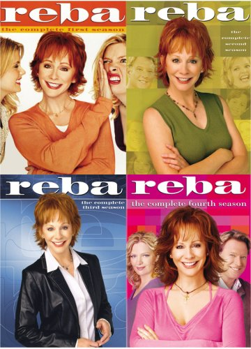 Reba - Seasons 1-4