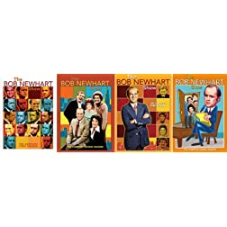 The Bob Newhart Show - Seasons 1 -4