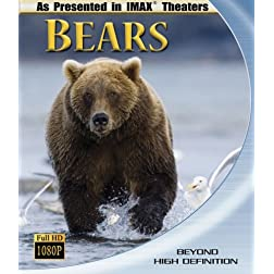 Bears [Blu-ray]