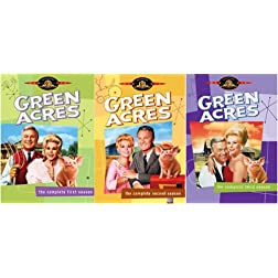 Green Acres - Seasons 1 - 3