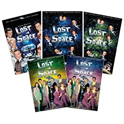 Lost in Space - Seasons 1 - 3