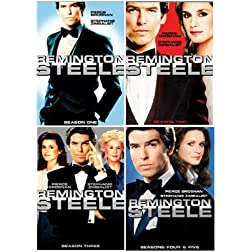 Remington Steele - Seasons 1-5