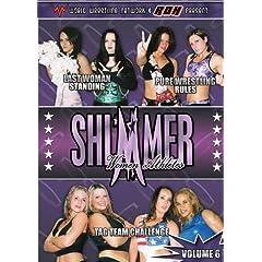 World Wrestling Network Presents: FIP - Shimmer, Vol. 6