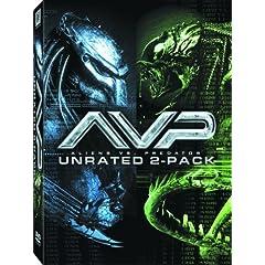 AVP - Alien vs. Predator / Alien vs. Predator - Requiem (Unrated Two-Pack)