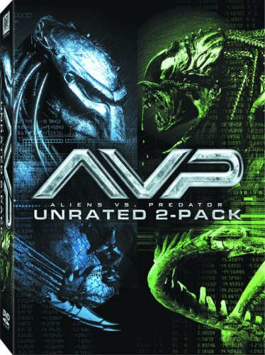 AVP - Alien vs. Predator / Alien vs. Predator - Requiem (Unrated Two-Pack)