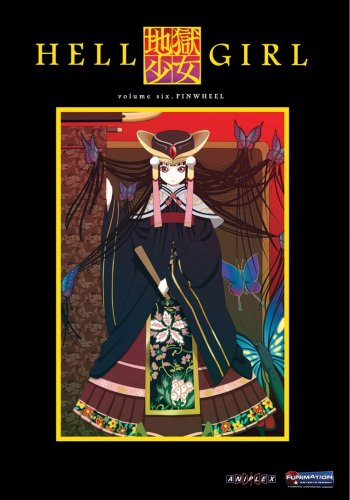 Hell Girl, Vol. 6 - Pinwheel