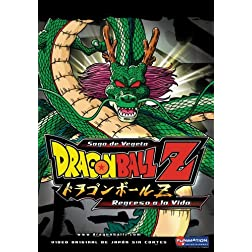 Dragon Ball Z: Regresa a la Vida v.7 - Spanish