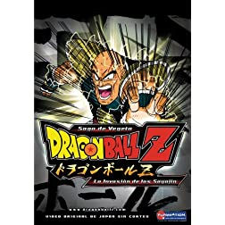Dragon Ball Z: La Invasion de Los Sayajin v.8 - Spanish