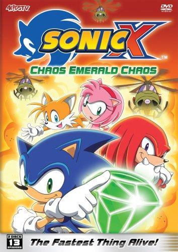 Sonic X: Chaos Emerald Saga (Season 2)