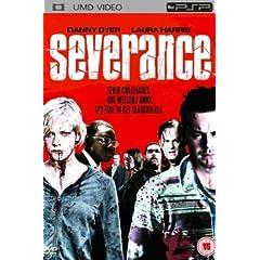 Severance [UMD for PSP]