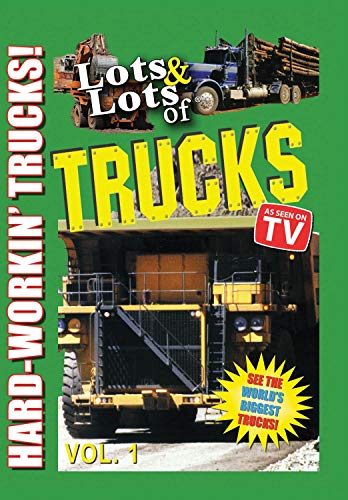 Lots and Lots of Trucks Vol. 1