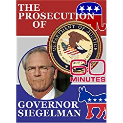 60 Minutes - The Prosecution of Governor Siegelman (February 24, 2008)