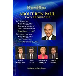 Hardfire ABOUT RON PAUL