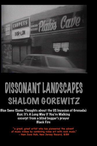 Dissonant Landscapes: Blue Swee, Run, Black Fire, excerpt from blind beggar's prayer