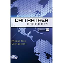 Dan Rather Reports #214: Live From Virginia Tech