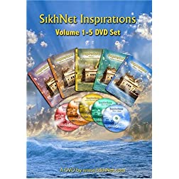SikhNet Inspirations (Volume 1-5)